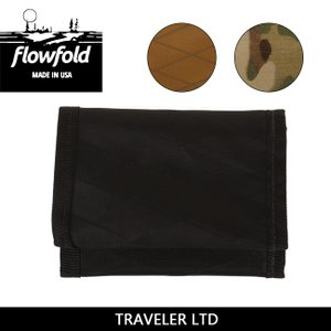 FLOW FOLD フローフォールド TRAVELER LTD FFTF 【雑貨】 ウォレット 三つ折り カードホルダー 財布 カード入れ 名刺【メール便・代引不可】|snb-shop