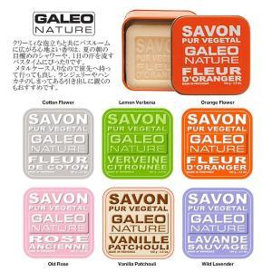 GALEO/ガレオ ベジタブルソープ GALEO BAR SOAP METAL/GA-002/ snb-shop