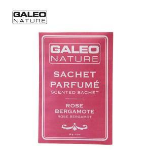 GALEO/ガレオ サシェ GALEO SACHET/Rose Bergamot/GA-003RB snb-shop