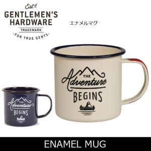 GENTLEMEN'S HARDWARE/ジェントルマン ハードウェア ENAMEL MUG  エナメルマグ 【BBQ】【COOK】マグ カップ|snb-shop
