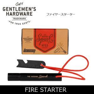 GENTLEMEN'S HARDWARE/ジェントルマン ハードウェア FIRE STARTER  ファイヤースターター 【BBQ】【CZAK】ファイヤースターター|snb-shop