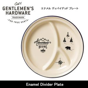 GENTLEMEN'S HARDWARE/ジェントルマン ハードウェア Enamel Divider Plate|snb-shop