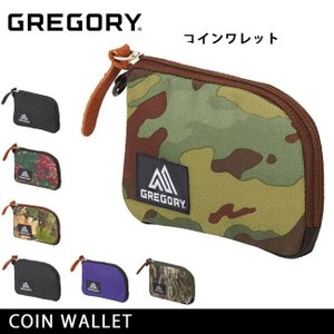 【メール便発送・代引き不可】GREGORY/グレゴリー 財布 コインワレット COIN WALLET...