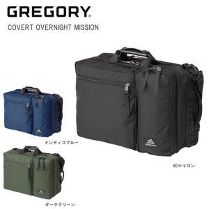 GREGORY/グレゴリー ダッフルバック カバートオーバーナイトミッション COVERT OVER...