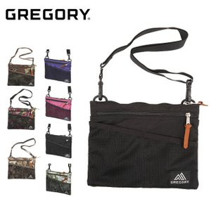 GREGORY グレゴリー クラシックサコッシュM CLASSIC SACOCHE M  【日本正規品/サコッシュ/カバン/鞄/メンズ/レディース】|snb-shop