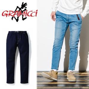 GRAMICCI グラミチ DENIM SLIM PANTS デニムスリムパンツ GMP-18F014 【アウトドア/パンツ/メンズ】|snb-shop