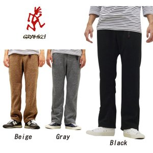 グラミチ GRAMICCI フリース ストレート パンツ Fleece Straight Pants gmp-14f009 snb-shop