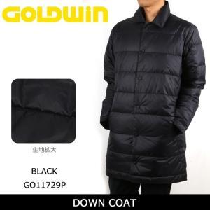 GOLDWIN ゴールドウィン コート DOWN COAT GO11729P 【服】アウター メンズ ダウン スキー スノボ|snb-shop