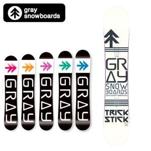 GRAY SNOWBOARDS グレイ スノーボード TRICKSTICK トリックスティック 【2019/日本正規品/スノー】 snb-shop