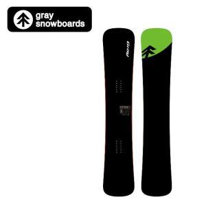 GRAY SNOWBOARDS グレイ スノーボード DESPERADO デスパラード III w_Ti  (157.6) 【2019/日本正規品/スノー】国産(オガサカ製) snb-shop