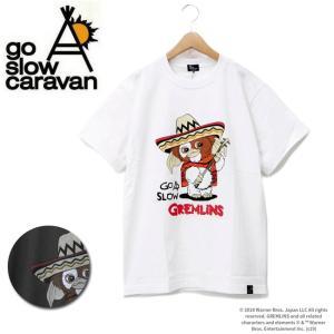 go slow caravan ゴースローキャラバン メキシカンギズモTEE 315403 【Tシャツ/コットン/アウトドア/フェス】【メール便・代引不可】 snb-shop