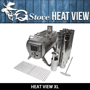 G-Stove/ジーストーブ ストーブ HEAT VIEW XL 【BBQ】【GLIL】|snb-shop