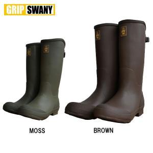 GRIP SWANY/グリップスワニー ブーツ ニーブーツ/MOSS/BROWN/GSF-06|snb-shop