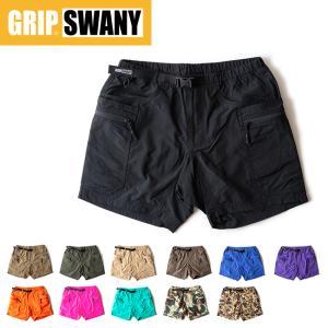 GRIP SWANY/グリップスワニー ギアショーツ GEAR SHORTS GSP-45 【服】 ショートパンツ ボトムス ショーパン 短パン アウトドア フェス イベント ファッション|snb-shop