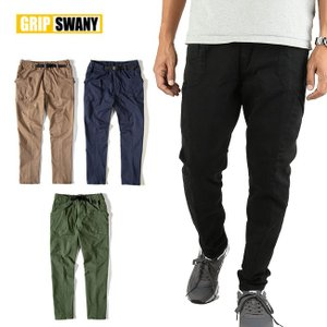 GRIP SWANY グリップスワニー JOG 3D CAMP PANTS GSP-55 【アウトドア/パンツ/メンズ/ボトムス/キャンプパンツ/キャンプ】|snb-shop