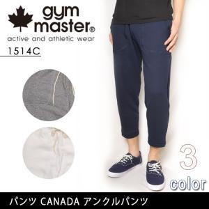 ジムマスター gym master パンツ CANADA アンクルパンツ 1514C snb-shop