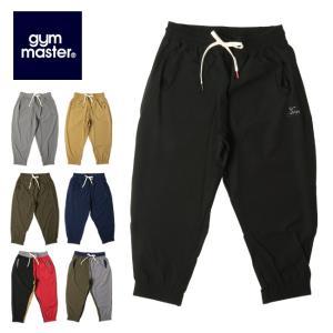 gym master ジムマスター ComfyNylonクロップドパンツ G221610 【クロップドパンツ/ボトムス/ズボン/アウトドア/服】 snb-shop
