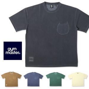 gym master ジムマスター ピグメントリップルビッグTEE G233642 【Tシャツ/ラフ/服/アウトドア】【メール便・代引不可】 snb-shop