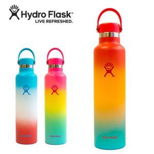 Hydro Flask ハイドロフラスク 24 oz Standard Mouth SHAVE ICE COLLECTION 5089184 【アウトドア/ボトル/水筒/タンブラー/日本正規品】|snb-shop