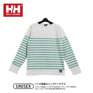 he31421-ag HELLY HANSEN ヘリーハンセン ロングスリーブボーダーボートネック ディープ L S BORDER BOATNEC AG 日本正規品|snb-shop