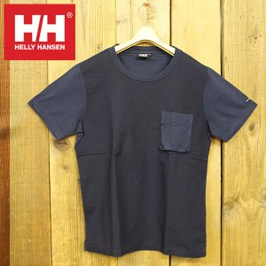 he61404-hb HELLY HANSEN ヘリーハンセン ショートスリーブ ポケットティ S S POCKET TEE HB 日本正規品|snb-shop