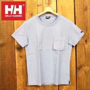 he61404-pb HELLY HANSEN ヘリーハンセン ショートスリーブ ポケットティ S S POCKET TEE PB 日本正規品|snb-shop