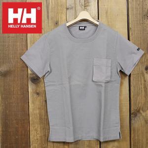 ヘリーハンセン HELLYHANSEN ヘリーハンセン ショートスリーブ ポケットティ ヘリーハンセン POCKET TEE ヘリーハンセン 日本正規品 ヘリーハンセン he61404-se|snb-shop