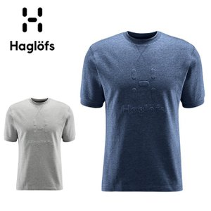 HAGLOFS/ホグロフス 半袖シャツ JAUNT SS CREWNECK MEN 603828 【服】メンズ オーガニックコットン スウェット snb-shop