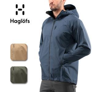 HAGLOFS/ホグロフス ジャケット TRAIL JACKET MEN 603975 【服】メンズ アウター 防寒|snb-shop
