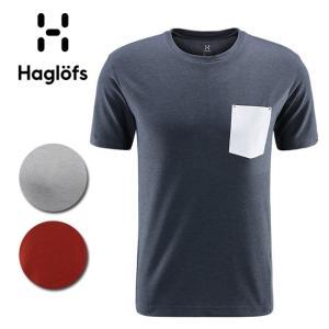 HAGLOFS/ホグロフス Tシャツ WEND TEE MEN 603832 【服】メンズ シャツ|snb-shop