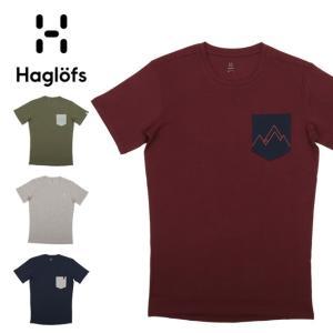 HAGLOFS/ホグロフス Tシャツ MIRTH TEE MEN 603542 【服】【t-cnr】メンズ シャツ【メール便・代引き不可】|snb-shop