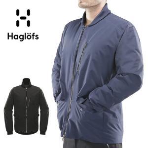 HAGLOFS/ホグロフス Almo Jacket Men 603606 【ジャケット/防水性/防風性/保温性】|snb-shop