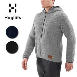 HAGLOFS/ホグロフス Pile Hood Men 604137 【フーディ/メンズ/アウター/保温性/通気性】 snb-shop