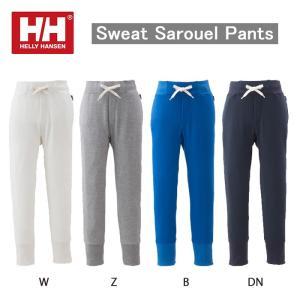 ヘリーハンセン HELLYHANSEN ヘリーハンセン スウェットサルエルパンツ Sweat Sarouel Pants 日本正規品 メンズ hh21524|snb-shop
