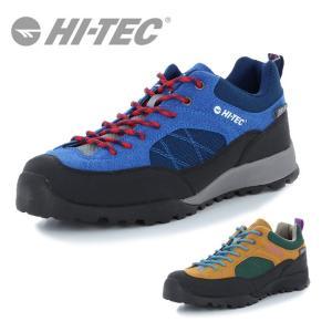 HI-TEC ハイテック HT HKU11 AORAKI WP 【アウトドア/キャンプ/自然散策/スニーカー】|snb-shop