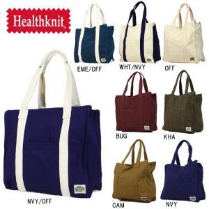 Healthknit ヘルスニット コットン トート バッグ HK1005|snb-shop