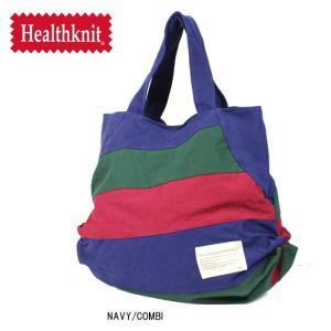 Healthknit ヘルスニット バルーン トート バッグ HKB-1034|snb-shop