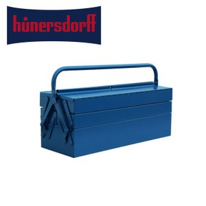 hunersdorff ヒューナスドルフ ツールボックス Metal Tool Box 5-Part メタルツールボックス 3284 【雑貨】収納ケース アルミ インテリア おしゃれ|snb-shop