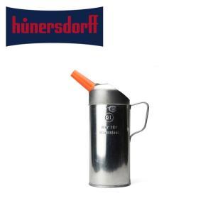 hunersdorff  ヒューナスドルフ Guraduated Oil Can 2000ml グラデュエートオイルカン 2L 3299L 71636|snb-shop