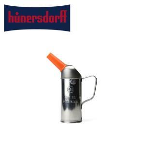 hunersdorff  ヒューナスドルフ Guraduated Oil Can 500ml グラデュエートオイルカン 0.5L 3299S|snb-shop