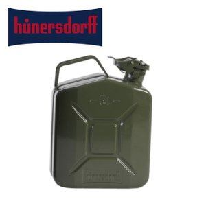 hunersdorff ヒューナースドルフ Metal KANISTER CLASSIC 5L メタル キャニスター クラシック 【アウトドア/タンク/給水/キャンプ/燃料タンク】|snb-shop