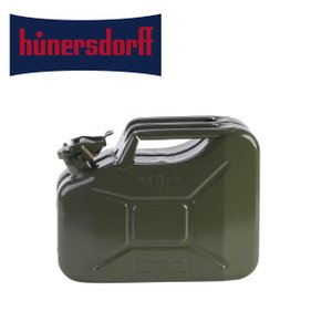 hunersdorff ヒューナースドルフ Metal KANISTER CLASSIC 10L メタル キャニスター クラシック 434601 【アウトドア/タンク/給水/キャンプ/燃料タンク】|snb-shop