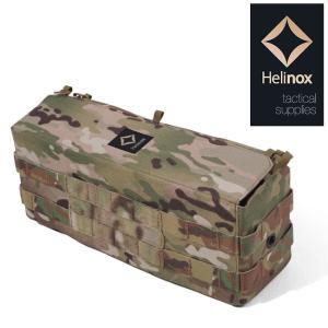 ヘリノックス HELINOX ケース Table Side Storage サイドストレージ マルチカモ 19752016 【ZAKK】キャンプ アウトドア|snb-shop