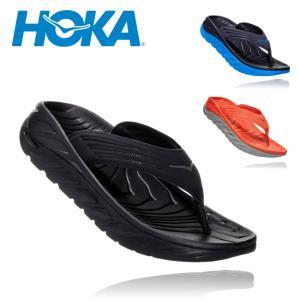 HOKA ONE ONE ホカオネオネ M ORA RECOVERY FLIP 1099675 【アウトドア/メンズ/サンダル】|snb-shop