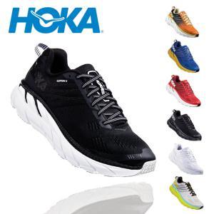 HOKA ONE ONE ホカオネオネ CLIFTON 6 クリフトン 6 1102872 【スニー...