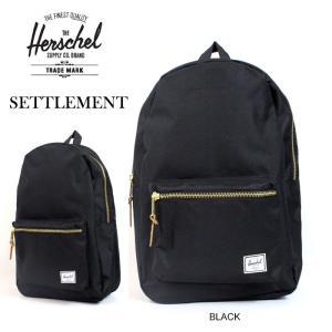 HERSCHEL/ハーシェル バックパック SETTLEMENT セトルメント/STLMNT 10005|snb-shop
