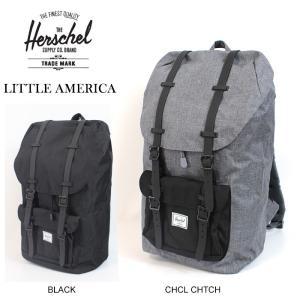 HERSCHEL/ハーシェル バックパック LITTLE AMERICA リトルアメリカ LIL AMER 10014|snb-shop