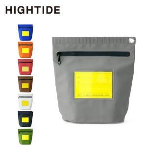 HIGHTIDE ハイタイド ポーチ TARP POUCH - L タープポーチ (L) GB179 【カバン】小物入れ ファスナーポーチ トラベル アウトドア|snb-shop