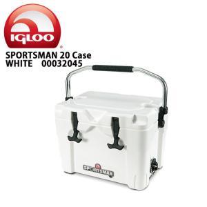IGLOO イグルー クーラーボックス SPORTSMAN 20 Case WHITE 00032045 【FUNI】【FZAK】|snb-shop