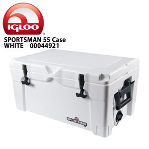 IGLOO イグルー クーラーボックス SPORTSMAN 55 Case WHITE/BLACK 00044921 【FUNI】【FZAK】|snb-shop